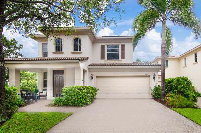 Palm Beach Gardens Single Family Home For Sale: 312 September Street