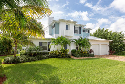 Delray Beach Single Family Home For Sale: 502 NW 9th Street