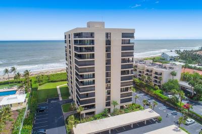 Juno Beach Condo For Sale: 450 Ocean Drive #Ph2