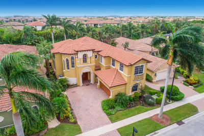 Delray Beach Single Family Home For Sale: 8018 Valhalla Drive