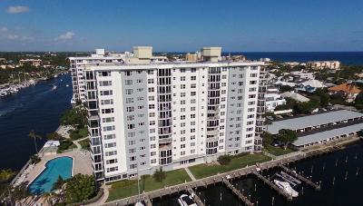 Delray Beach Condo Sold: 220 Macfarlane Drive #S-1103