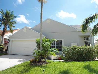 Boca Raton Single Family Home For Sale: 8582 Floralwood Drive