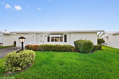 Leisureville Single Family Home For Sale: 2070 SW 13th Terrace