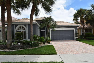 Delray Beach Single Family Home For Sale: 7760 Monarch Court