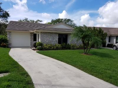 Palm City Single Family Home Contingent: 2585 SW Egret Pond Circle