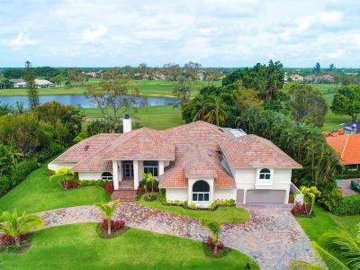 Palm Beach County Single Family Home For Sale: 11927 Maidstone Drive