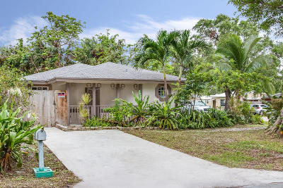 Fort Lauderdale Single Family Home For Sale: 1403 SW 27th Court