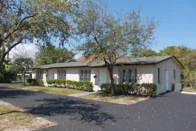 Lake Worth Multi Family Home For Sale: 1137 S Pine Street #A