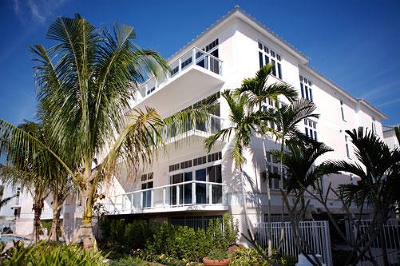 Palm Beach Shores Rental For Rent: 176 Lake Drive #1302