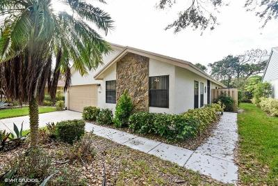 Delray Beach Single Family Home Contingent: 700 NW 25th Avenue