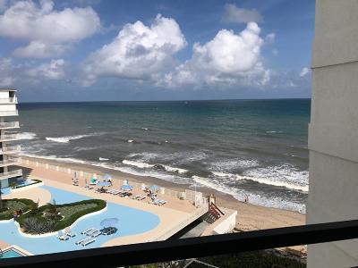 Palm Beach Rental Leased: 3560 S Ocean Boulevard #802