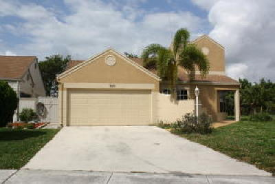 Boca Raton Single Family Home For Sale: 8551 Dynasty Drive