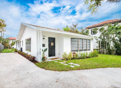Delray Beach Single Family Home For Sale: 121 NE 9th Street