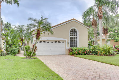 Wellington Single Family Home For Sale: 4774 Carlton Golf Drive