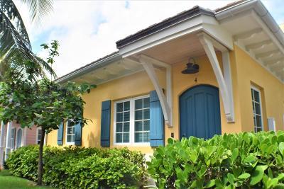 Palm Beach County Rental For Rent: 2225 S Ocean Boulevard #4