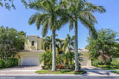 Palm Beach Gardens FL Single Family Home For Sale: $1,399,999