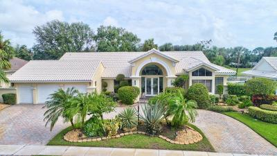 Delray Beach Single Family Home For Sale: 4271 Live Oak Boulevard