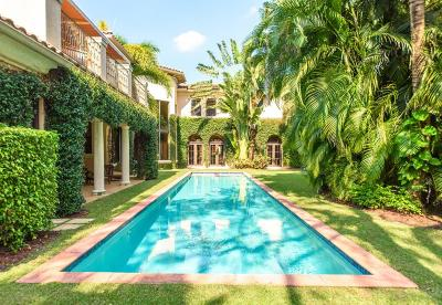 West Palm Beach Single Family Home For Sale: 230 Palmetto Lane