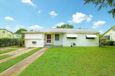 Delray Beach Single Family Home For Sale: 227 NE 15th Street
