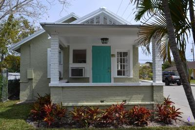 Lake Worth Multi Family Home For Sale: 232 S L Street