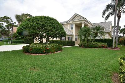 Palm Beach Gardens Single Family Home For Sale: 124 Satinwood Lane