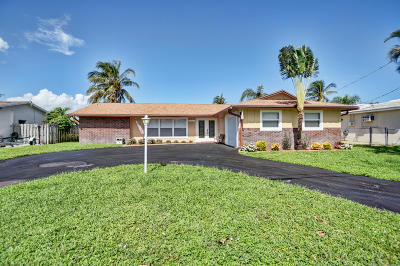 Boynton Beach Single Family Home For Sale: 1027 SW 27th Avenue