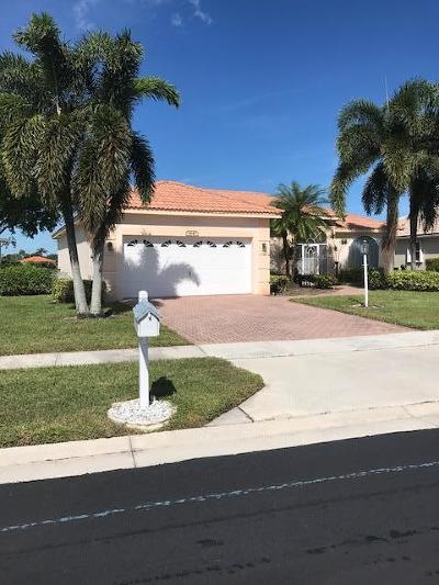 Lake Worth Single Family Home For Sale: 5440 White Sands Cv