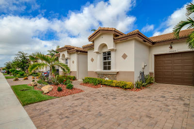 Delray Beach Single Family Home For Sale: 14664 Barletta Way