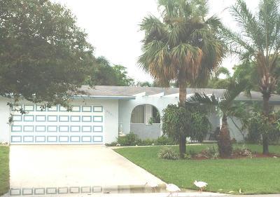 Palm Beach Gardens Single Family Home For Sale: 3901 Dogwood Avenue