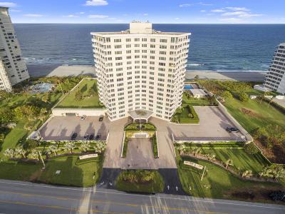Boca Raton Condo Sold: 600 S Ocean Boulevard #1101