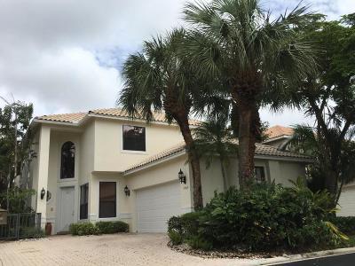 Boca Raton Single Family Home For Sale: 17069 Ryton Lane