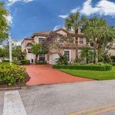 Boca Raton Single Family Home For Sale: 6231 La Vida Terrace