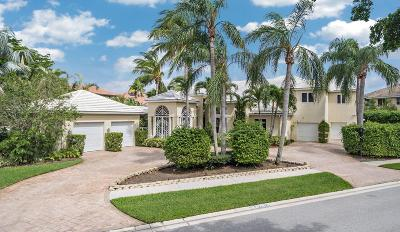 Boca Raton Single Family Home For Sale: 7123 Mandarin Drive