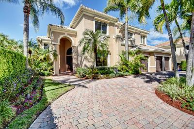 Boca Raton Single Family Home For Sale: 6537 Landings Court