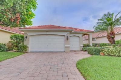 Wellington Single Family Home For Sale: 4497 Hazleton Lane
