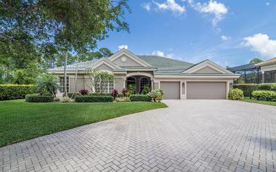 Jupiter Single Family Home For Sale: 18877 SE Loxahatchee River Road