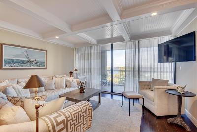 Palm Beach Condo For Sale: 3250 S Ocean Boulevard #308n