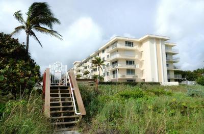 Juno Beach Rental For Rent: 630 Ocean Drive #204