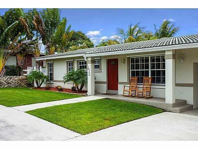 Boca Raton Single Family Home For Sale: 474 NW 11th Street