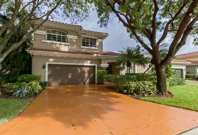 Boca Raton Single Family Home For Sale: 20678 NW 27th Terrace