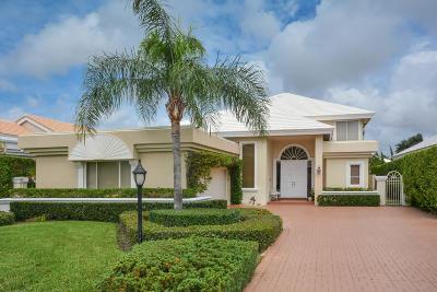 Boca Raton Single Family Home For Sale: 7261 Gateside Drive