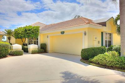 Palm City Single Family Home For Sale: 2239 NW Seagrass Drive