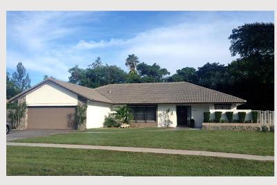 Boca Raton Single Family Home For Sale: 21152 Shady Vista Lane