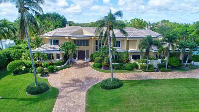 Boca Raton Single Family Home For Sale: 17760 Fieldbrook Circle W