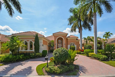 West Palm Beach Single Family Home For Sale: 7541 Monte Verde Lane