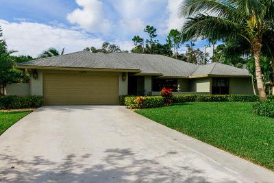 Wellington Single Family Home For Sale: 13731 Ishnala Circle