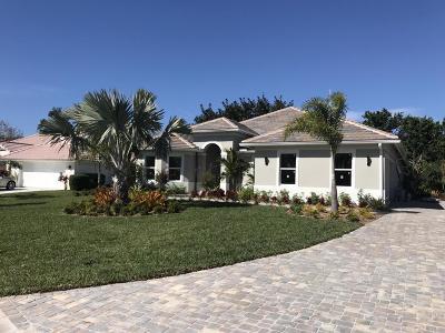 Port Saint Lucie Single Family Home For Sale: 1555 SW Mockingbird Circle