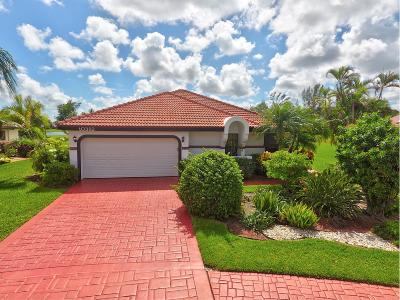 Boca Raton Single Family Home For Sale: 10392 Sunset Bend Drive