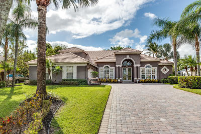 Lake Worth Single Family Home For Sale: 4522 Hunting Trail