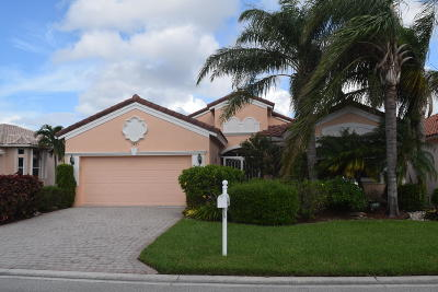 Lake Worth Single Family Home For Sale: 9421 Vercelli Street